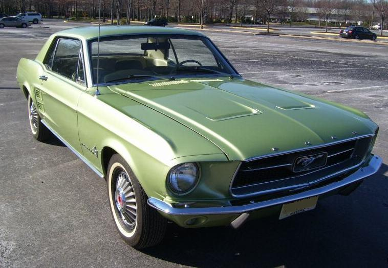 1967 Mustang Sprint 200 Limited
