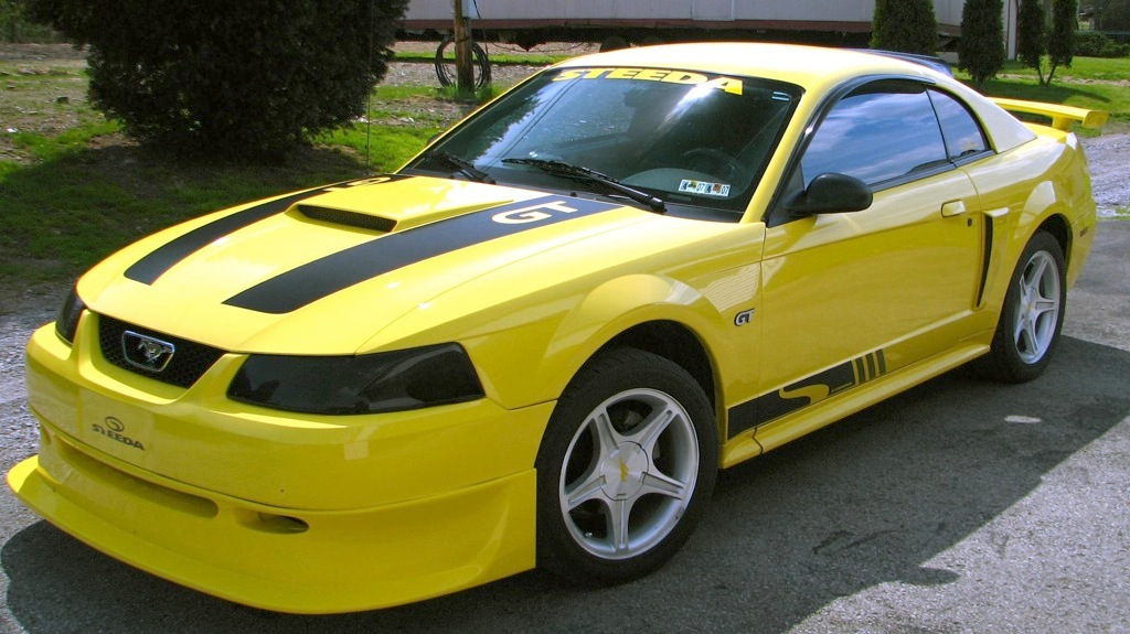 2000 Gt Options Package