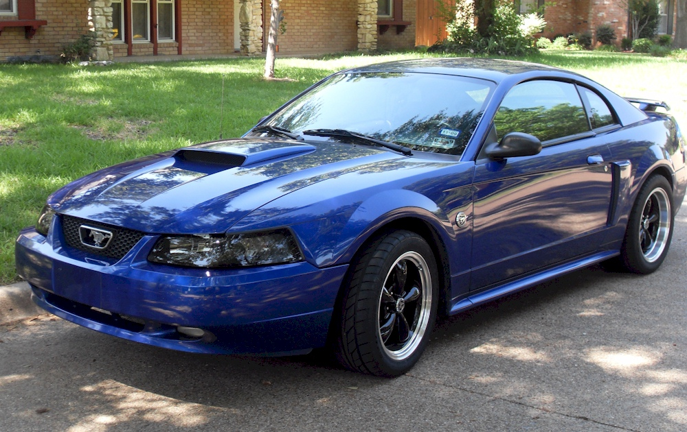 2004 GT Options Package