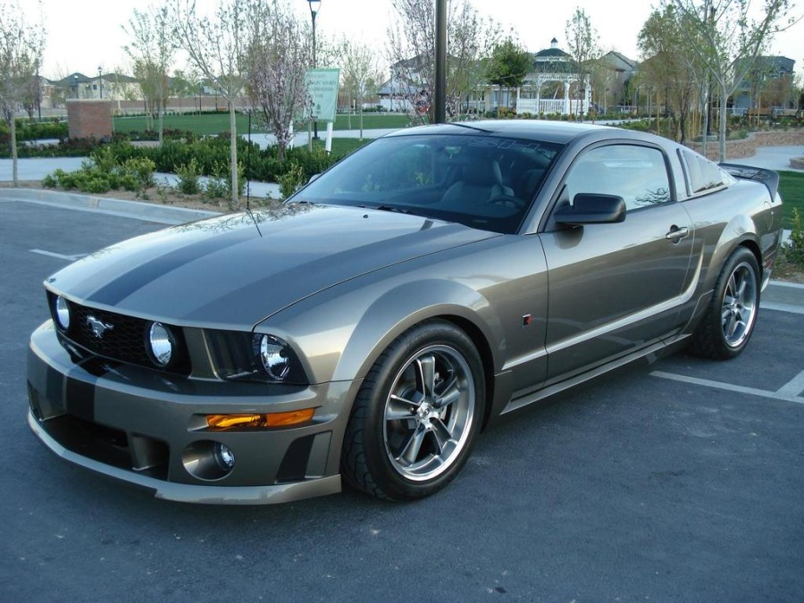 2005 ford mustang roush stage 3 for sale. Black Bedroom Furniture Sets. Home Design Ideas