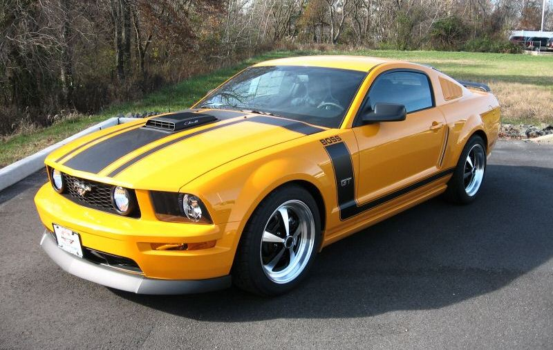 2008 GT Options Package